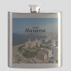 Havana (Cuba) Flask