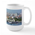 Havana (Cuba) Large Mug