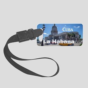Havana (Cuba) Small Luggage Tag