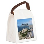 Havana (Cuba) Canvas Lunch Bag