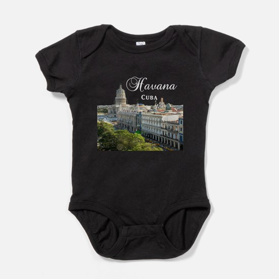 Havana (Cuba) Baby Bodysuit