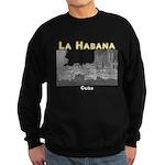 Havana (Cuba) Sweatshirt (dark)