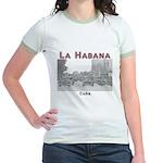 Havana (Cuba) Jr. Ringer T-Shirt