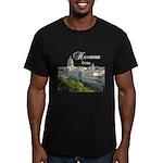 Havana (Cuba) Men's Fitted T-Shirt (dark)