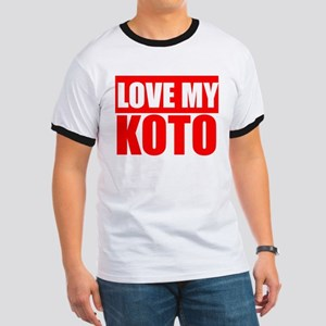 I love Koto T-Shirt