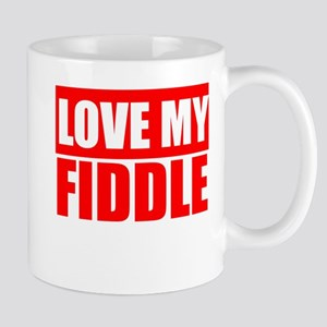 I love Fiddle Mugs