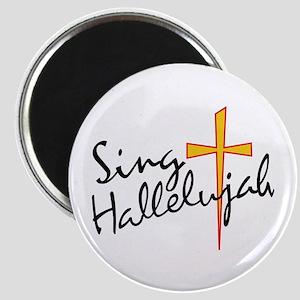 Sing Hallelujah s Magnets