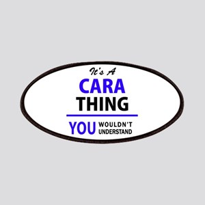 It's CARA thing, you wouldn't understand Patch
