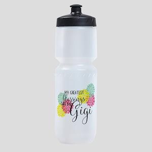 Gigi's Greatest Blessings Sports Bottle