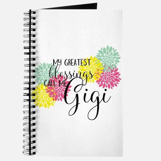 Gigi's Greatest Blessings Journal