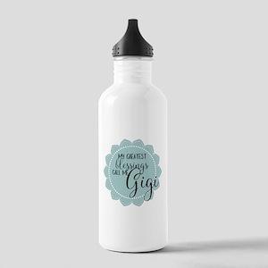 Gigi's Greatest Blessi Stainless Water Bottle 1.0L