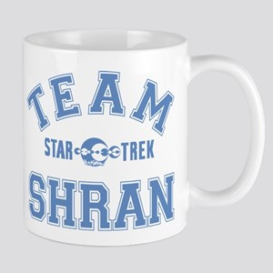Team Shran Star Trek Mugs