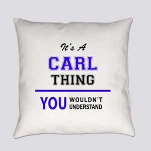 It's CARL thing, you wouldn't unde Everyday Pillow