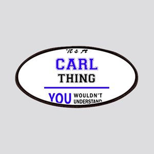 It's CARL thing, you wouldn't understand Patch