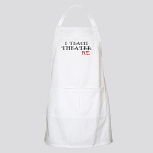 teach theatre Apron