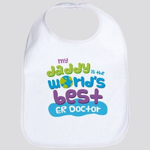 ER Doctor Gifts for Kids Bib