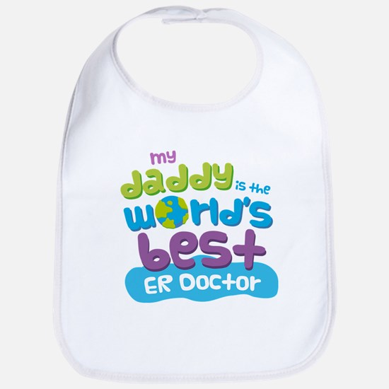 ER Doctor Gifts for Kids Bib