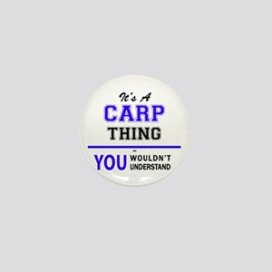 It's CARP thing, you wouldn't understa Mini Button