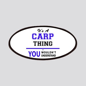 It's CARP thing, you wouldn't understand Patch