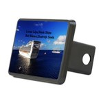Silence Rectangular Hitch Cover