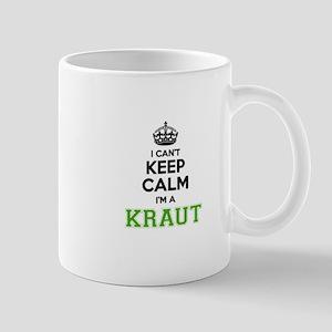 KRAUT I cant keeep calm Mugs