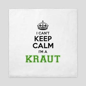 KRAUT I cant keeep calm Queen Duvet