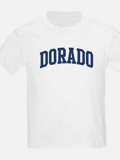 DORADO design (blue) T-Shirt