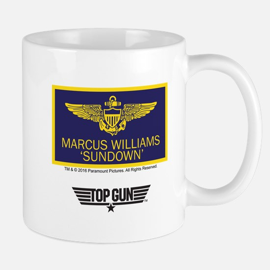 top gun sundown Mug