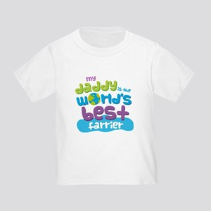 Farrier Gifts for Kids Toddler T-Shirt