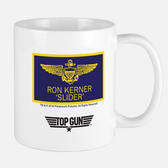 top gun slider Mug