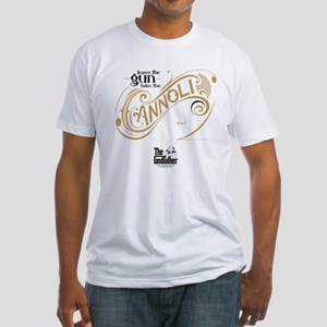 Godfather - Cannoli Fitted T-Shirt