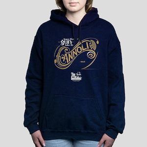 Godfather - Cannoli Women's Hooded Sweatshirt