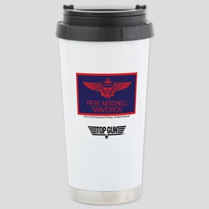 top gun maverick Stainless Steel Travel Mug
