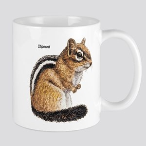 Ground Squirrel Chipmunk Mug