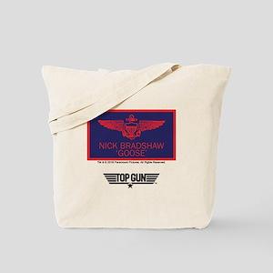 top gun goose Tote Bag