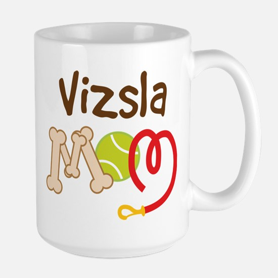 Vizsla Dog Mom Gift Mugs