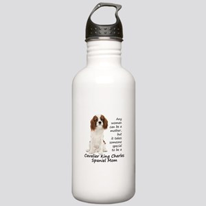 Spaniel Mom Water Bottle