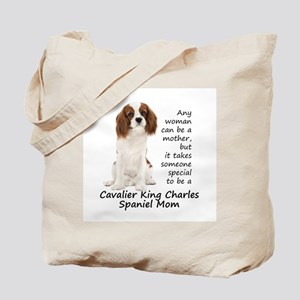 Spaniel Mom Tote Bag
