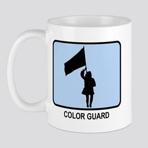 Color Guard (BLUE) Mug