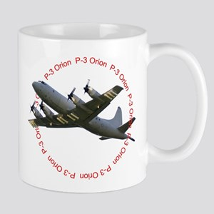 P-3 Orion Mugs