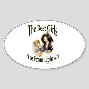 Uptown Girls Sticker