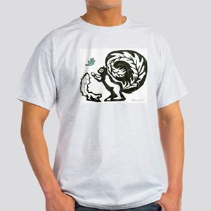 Black and White Light T-Shirt