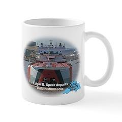 Edgar B Speer Coffee Mugs