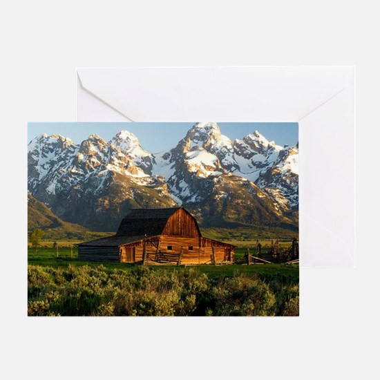 Cute Landscapes Greeting Card