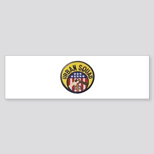 NOPD Urban Squad Bumper Sticker
