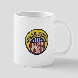 NOPD Urban Squad Mugs