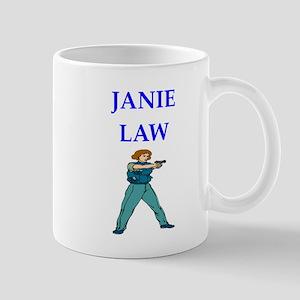 police woman Mugs