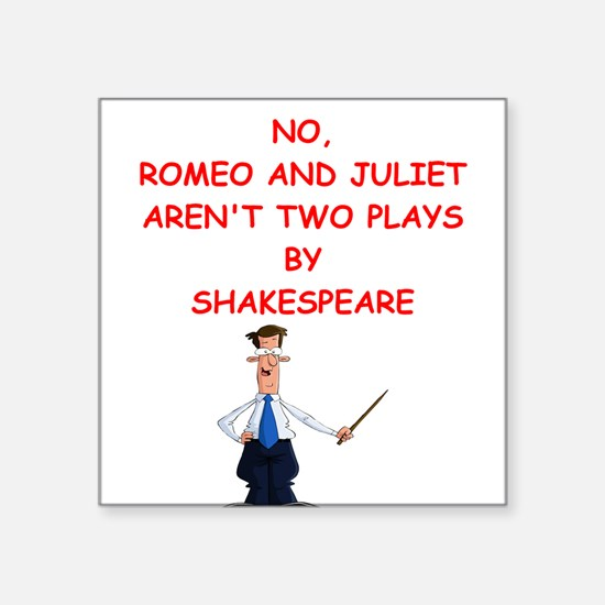 romeo and juliet Sticker