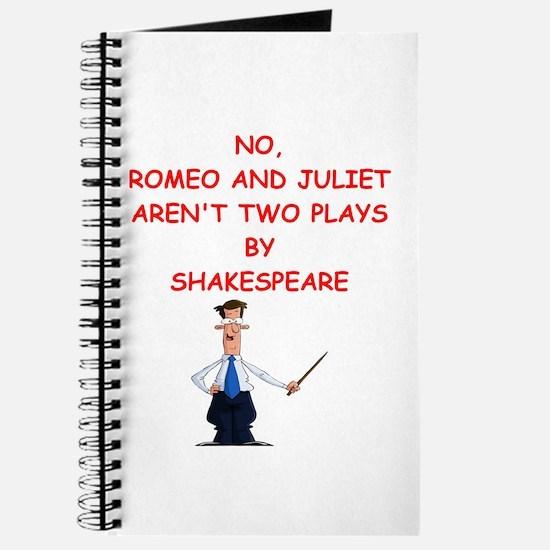 romeo and juliet Journal