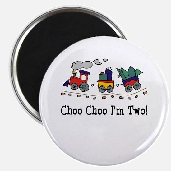 Choo Choo I'm 2 Magnet